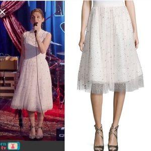 """Alice + Olivia """"Catrina"""" embellished tulle skirt 2"""